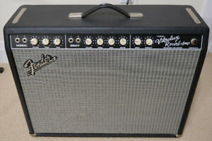 1997 USA Fender Custom Vibrolux Reverb Tube Amp for sale