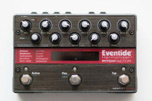 Eventide Pitchfactor effects pedal for guitar or synth