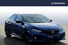 image for 2018 Honda Civic 1.0 VTEC TURBO Sport Line 5 Door Manual Hatchback Petrol Manual