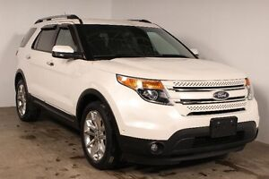 Ford Explorer Limited ** GPS CUIR TOIT PANO **AWD 2013