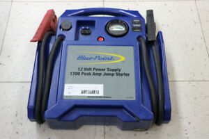 **JUMP STARTER** Blue-Point 12V Power Supply - 16867