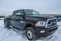 2016 RAM 3500 LONGHORN LIMITED ALL NEW DESIGN .......GORGEOUS !!