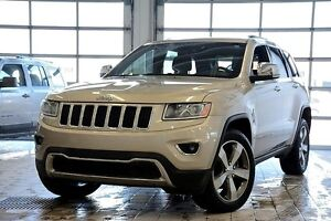 2015 Jeep Grand Cherokee Limited, CUIR