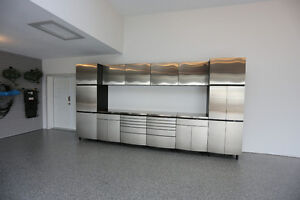 Custom Storage Cabinet Sets and design for your Garage Kitchener / Waterloo Kitchener Area image 2
