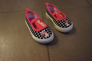 souliers pour bebe filles MINNIE MOUSE, baby girl shoes