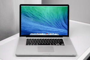 MINT MACBOOK PRO 15 INCH 2.3GHZ 4GB RAM 500GB BUY FROM A STORE