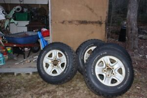 Tires & Rims for Toyota Tundra