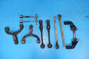 JDM Mazda RX7 FD3S Rear Control Arms Lateral Links Diff Mount