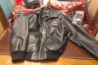 Dale Earnhardt Leather Jacket