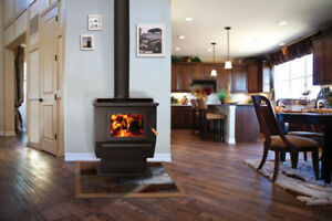 Thermostatically Controlled Woodstoves