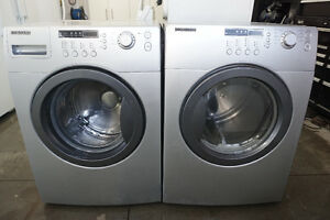 Samsung Frontload Washer and Dryer SET