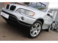 2003 03 BMW X5 3.0 SPORT 24V 5D 228 BHP
