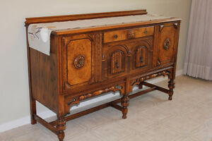 Oak Sideboard - Antique - Moving - PRICE REDUCED