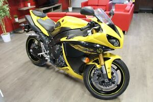 09 yamaha R1 25th anniversary ed REDUCED FINANCING AVAILABLE