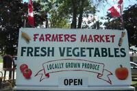 MISSISSAUGA'S FARM FRESH MARKET GRAND OPENING FRIDAY JULY 17TH!