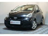 2010 Toyota AYGO AYGO BLACK VVT-I Hatchback Petrol Manual