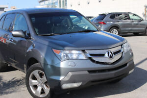 ACURA MDX 2009 ELITE PACKAGE ,DVD+NAVIGATION+SH-AWD