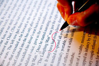 Offre mes services: Corrections textes, travaux scolaires, CV
