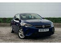 2020 Vauxhall Corsa 1.2 Turbo SE Nav Premium 5dr Auto Hatchback Automatic Hatchb