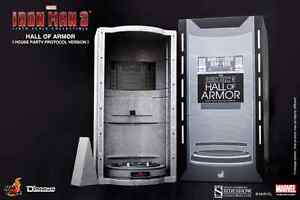 Hot Toys Hall of Armor House Party
