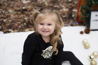 $75 Cozy Holiday Sessions - This Saturday