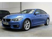 2016 66 BMW 4 SERIES 3.0 430D M SPORT GRAN COUPE 4D 255 BHP DIESEL AUTOMATIC