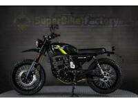 2017 HANWAY HS SCRAMBLER 125CC 0% DEPOSIT FINANCE AVAILABLE