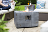 Contemporary Gas Firepit Table Gas Fire Pit Gas Outdoor Heater FREE COVER !!