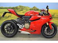 Ducati 1199 Panigale ABS** 1 Former Owner, 3945 Miles, Owner Manual**