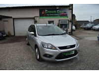 Ford Focus 1.6 Titanium 5 DOOR SILVER 2011 MODEL +LOVED AND CHERISHED FROM NEW+