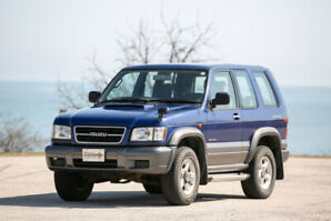 98 Isuzu BigHorn / Trooper 4WD 3L Turbo Diesel Right Hand Drive
