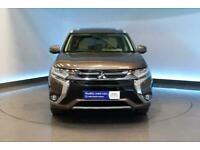 2017 Mitsubishi Outlander 2.0h 12kWh 5h CVT 4WD (s/s) 5dr SUV Petrol Plug-in Hyb