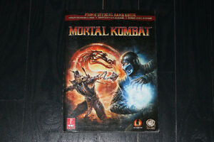 Mortal Kombat (Game Guide)