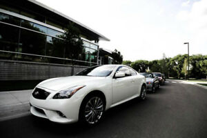 2012 Infiniti G37x Sport Coupe (2 door)