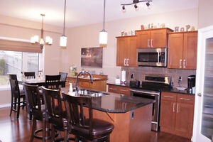 Former 2012 show home for sale with all the upgrades in Leduc AB