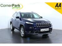 2015 JEEP CHEROKEE M-JET LIMITED ESTATE DIESEL