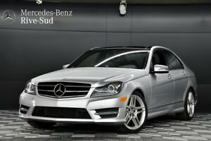 2014 Mercedes Benz C350 4MATIC Sedan