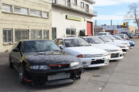 4 nissan skyline gtr just import it first owner
