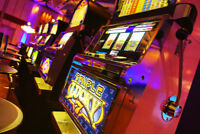 $40 Compensation! We are looking for VLT/Slot Machine Players!