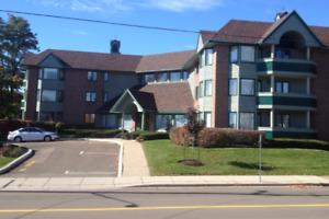 Downtown Moncton Queen Court Condominium