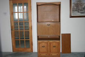 Cabinet With Bar