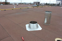 AIR CONDITIONER AND KITCHEN CURBS.HEATER VENTS.CONES.