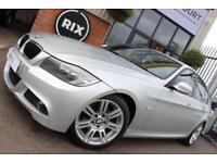 2011 11 BMW 3 SERIES 2.0 318D M SPORT 4D AUTO-LOW MILEAGE-BLUETOOTH-ALCANTARA TR