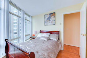FULLY FURNISHED SUITE IN THE PALISADES DOWNTOWN VANCOUVER
