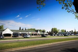 Central Retail/Office Space in Central Sherwood Park