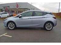 2016 VAUXHALL ASTRA Vauxhall New Astra 1.4i Design 5dr [17in Alloys]