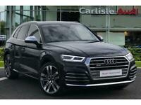 2020 Audi Q5 TDI 347 PS tiptronic Estate Diesel Automatic