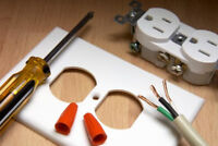 Licensed Electrician-KW and surrounding Areas