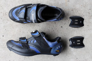 Shimano road shoes, size 42