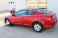 SAFETIED 2002 Acura RSX Coupe (2 door)